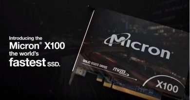 Micron 3D Xpoint Nvme SSD