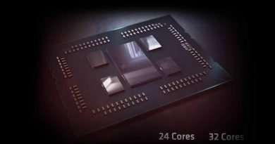 AMD Ryzen Threadripper 3 24 core 3960X and 32 core 3970X