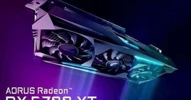 Gigabyte AORUS Radeon RX 5700 XT 8G GDDR6 GPU