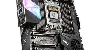 MSI TRX40 Creator Motherboard for Threadripper 3