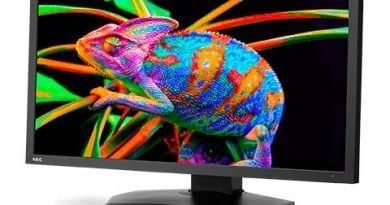 NEC PA311D-BK 31 inch 10 bit True 4k 4096 x 2160 professional Monitor with 100% RGB