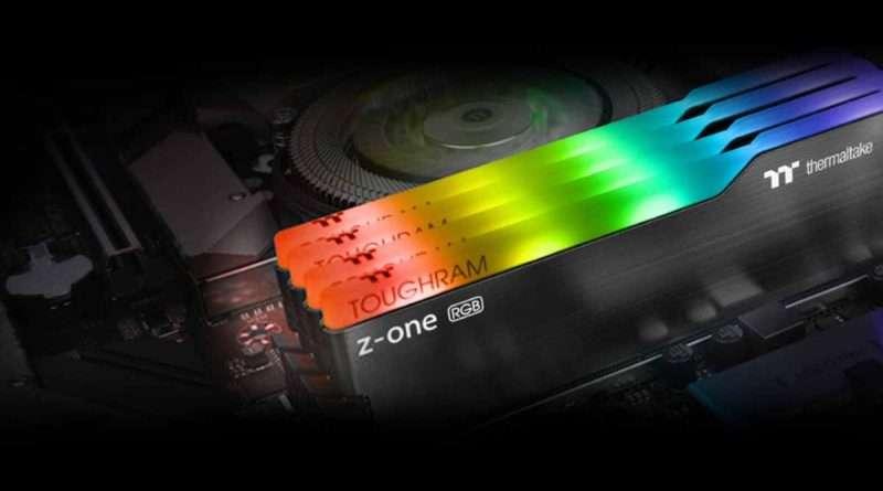 Thermaltake Toughram Z-One RGB DDR4 16GB RAM 8GBx2 3200 mHz