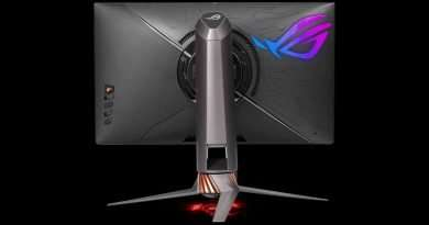 ASUS ROG Swift 360Hz World's fastest Gaming Monitor