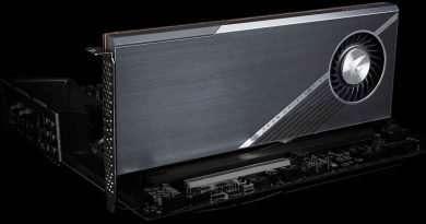 Gigabyte Aorus RAID SSD 2TB M.2 PCIe NVMe AIC Expansion Card