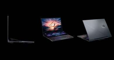 Asus Zephyrus Duo 15 laptop with 10th gen intel Core-i9 processor