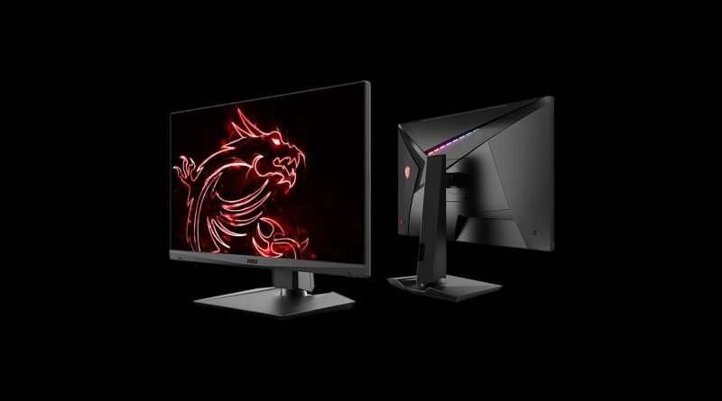 New 27 inch MSI Optix MAG274R IPS Esports Gaming Monitor