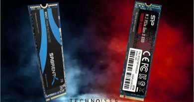 Silicon Power P34A80 vs Sabrent Rocket 2TB PCIe Gen3 SSD comparison