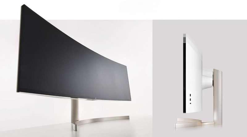 LG 49WL95C-W vs LG 49BL95C-W 49-inch 32:9 5K curved monitor