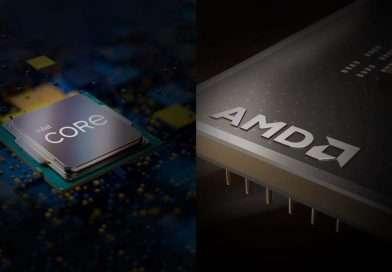 Intel 11th Gen Core i5 Rocket Lake vs AMD Ryzen 5 5000 Series Vermeer Desktop Processors comparison chart